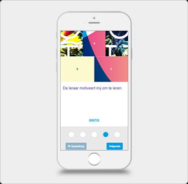 School vragenlijst app Quest