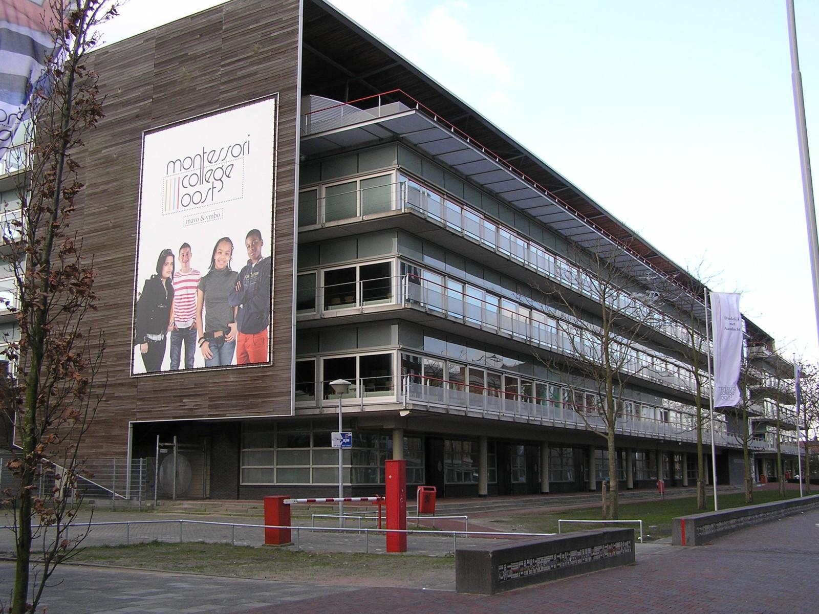 Montessori College Oost - TRIPS